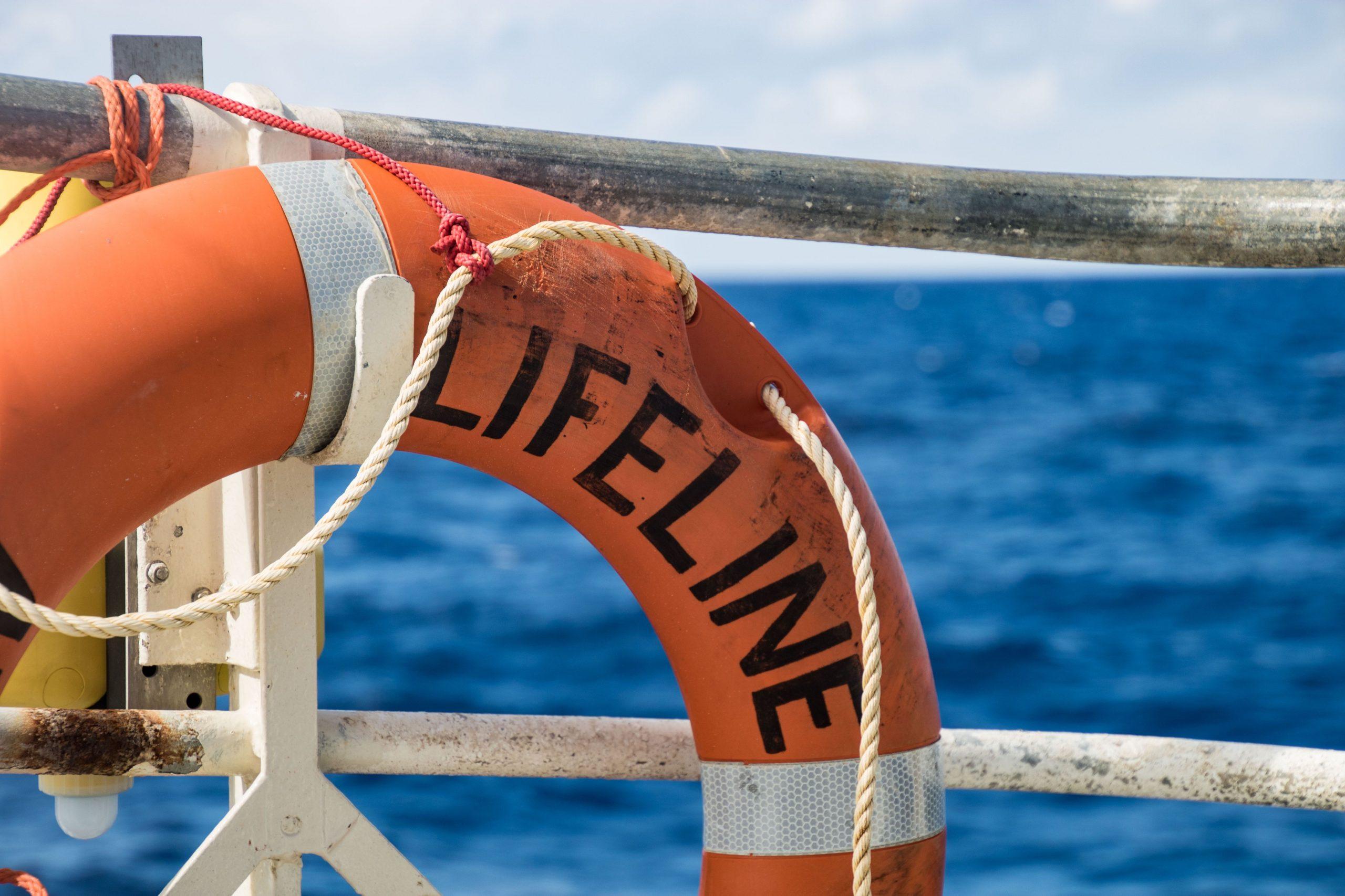 Seenotrettung Spenden
